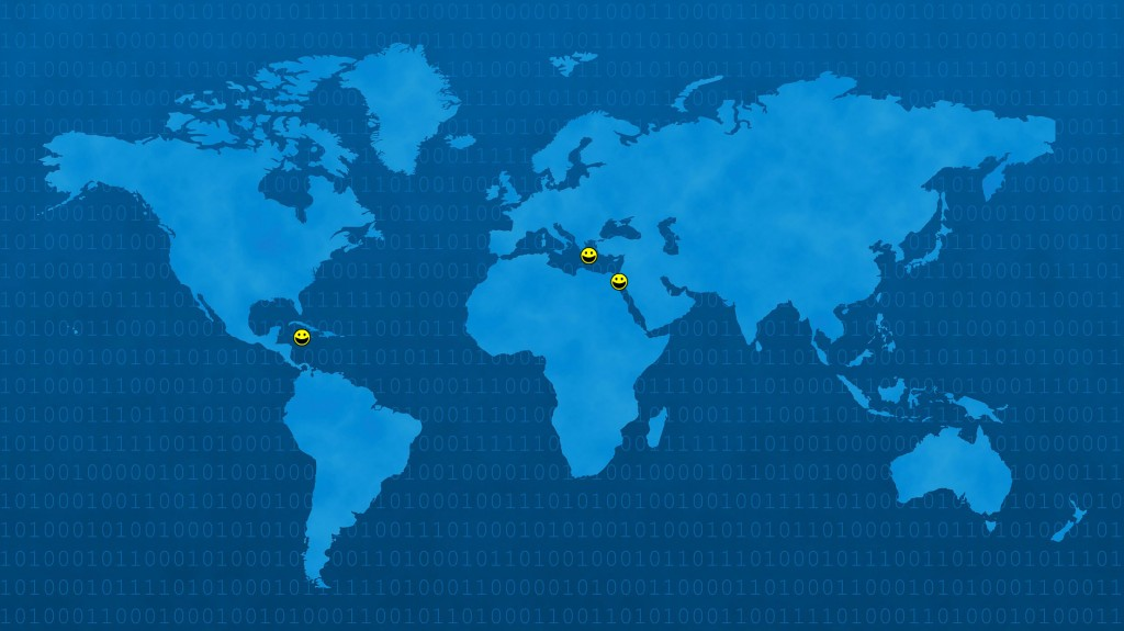 2015 cruise worldmap