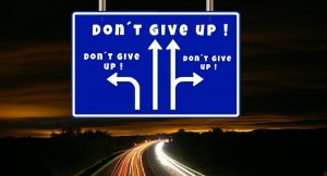 dont give up